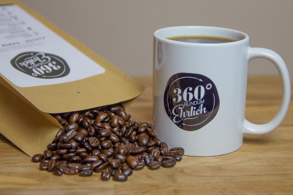 360 rundum ehrlich Kaffee