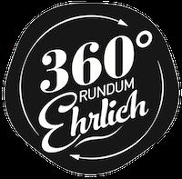 360° rundum ehrlich Logo